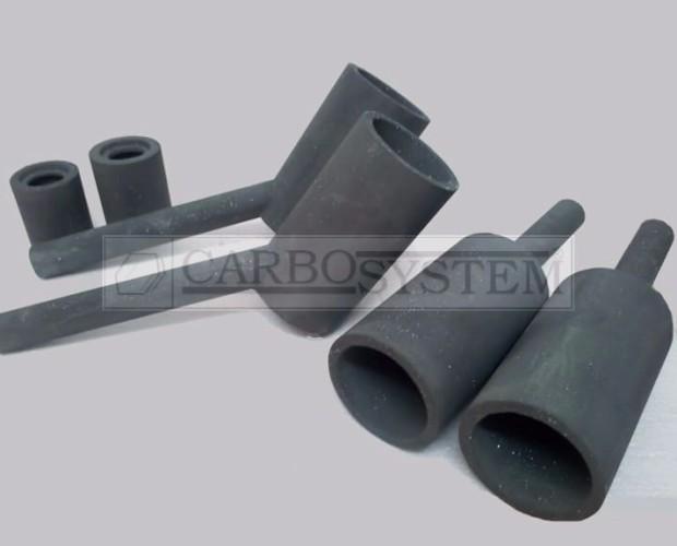 Productos de Fibra de Cerámica.Productos y piezas de materiales cerámicos