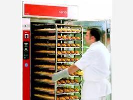 Hornos para panadería