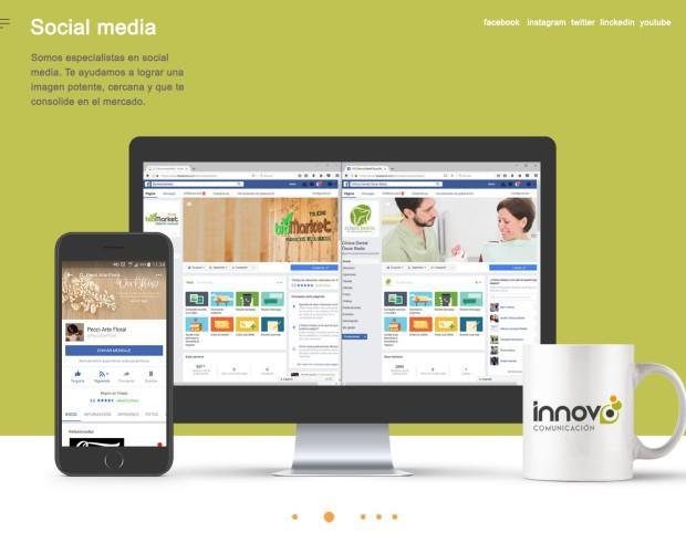 Social Media.Gestión profesional de tus redes sociales.