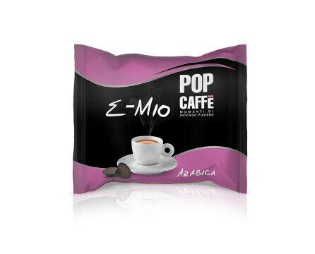 Lavazza |E-MIO. Una crema densa y un aroma equilibrado gracias a un tostado y molido perfecto