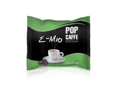 E-MIO Cremoso. Intensos y con cuerpo de Brasil, se mezclan a la perfección