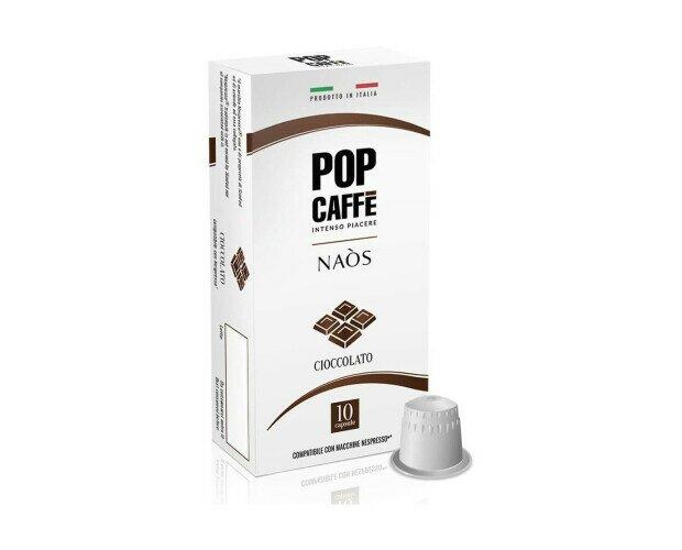 Cioccolatta. Una fabulosa mezcla diseñada para máquinas Nespresso |NAOS