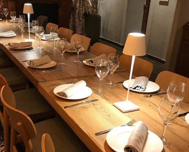 Restaurante Sandor-BCN. Gopi Led, Rest. Sandor B.C.N.