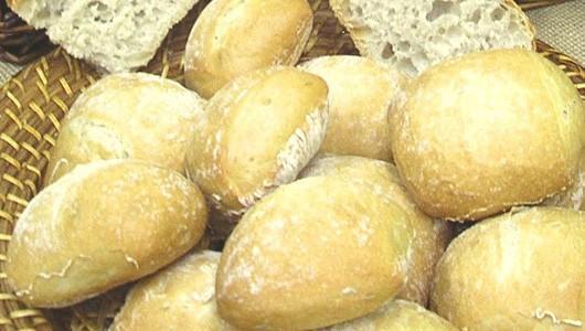 Pan. Deléitese con una gran variedad de pan