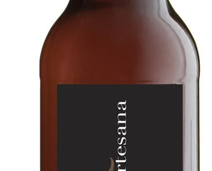 Botella Manumision. Cerveza