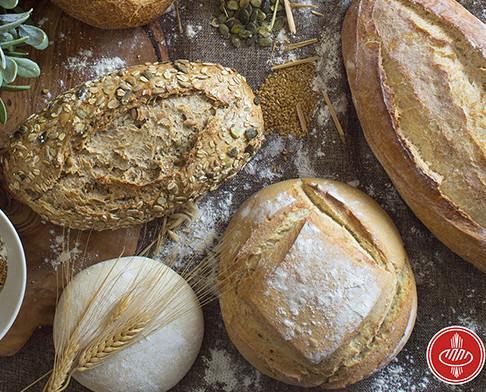 Gama Ecológico El Mimbre. Variedad de panes