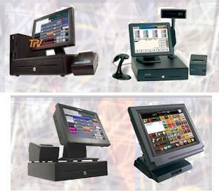 TPV. En pack con monitor, software, portamonedas y más