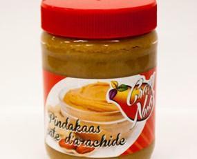 Crema de cacahuetes. Crema de Cacahuete Crazy Nuts Artesanal