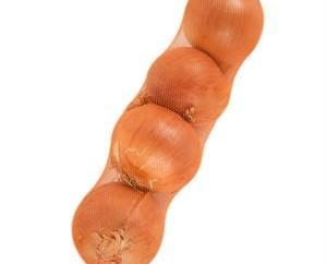 Cebollas.Ideal para comer crudas o cocinadas