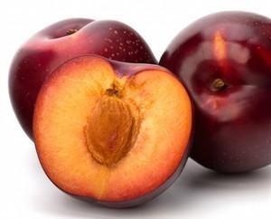 Ciruelas.Fruta con elevado contenido de fibra