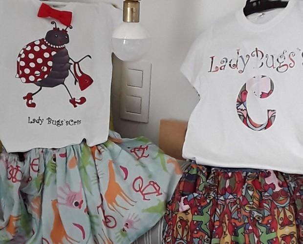 Camisetas Infantiles.Nuestras tshirts