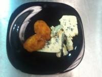 Proveedores Croqueta de queso azul