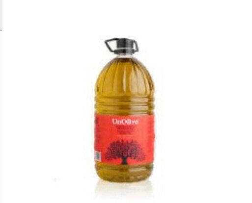 Aceite de Oliva Virgen Extra. 100% AOVE Ecológico, en pet de %L