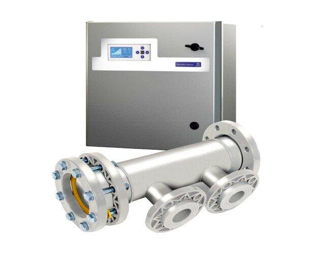 Domotic Industrial. Solución integral para el tratamiento y desinfección de agua de una manera natural
