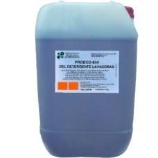 Línea Lavandería. Detergente líquido alto rendimiento