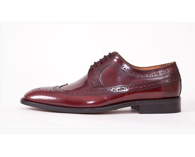 Blucher. Zapato Blucher