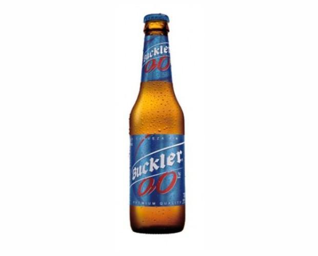 Cerveza sin alcohol. Buckler 0,0 para disfrutar con seguridad