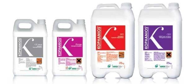 Productos de Limpieza. Detergentes, desinfectantes