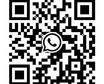 Traducciones Jurídicas.Código QR para tener comunicación directa vía WhatsApp.