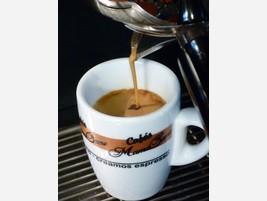 Preparación espresso