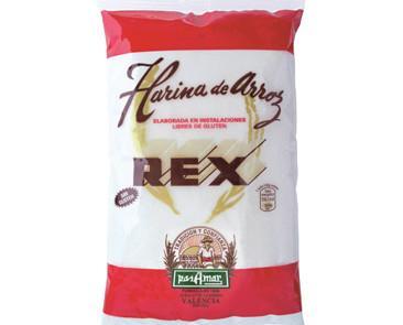 Harina de Arroz.Libre de gluten