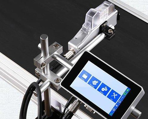 Impresora TIJ. Impresora TIJ de alta definición Ubach. Tecnologia HP 2.5.
