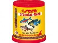 Menú granulado Sera para peces
