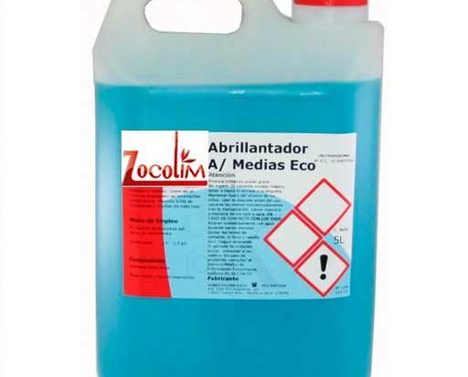 Abrillantador. Abrillantador líquido para lavavajillas automático