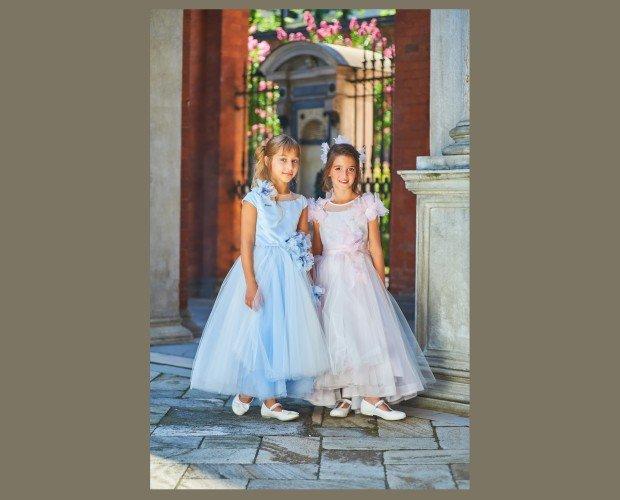 Ropa Infantil para Ceremonias.Vestidos de fiesta