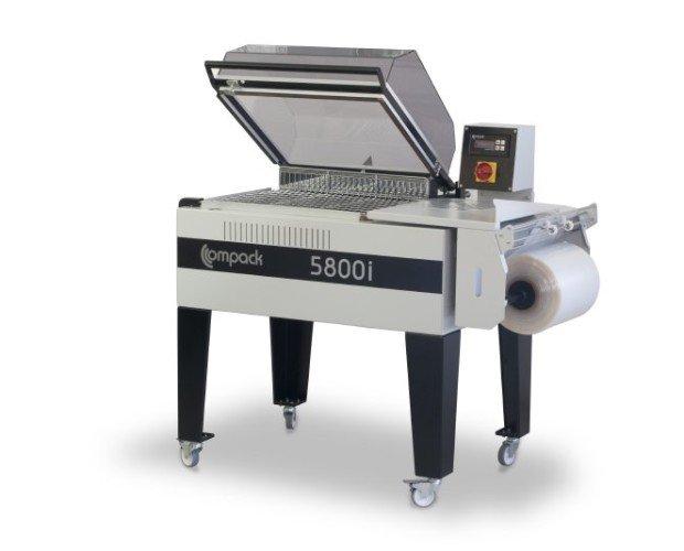 Maquinaria de Embalaje.Soluciones manuales, semiautomáticas y automáticas para el retractilado de toda clase de productos
