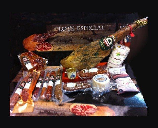 Cestas de Regalo. Productos típicos salmantinos para elaborar tu cesta.