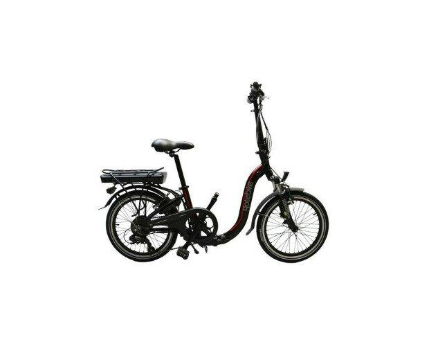 Bicicleta Eléctrica Plegable. De altas prestaciones de la marca Devron