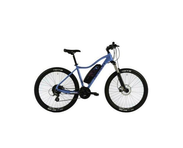 Bicicleta Electrica MTB. Con más de 80 kilómetros de autonomía cagarla no será nunca un problema