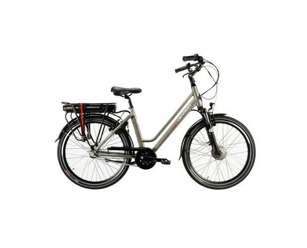 Bicicleta Eléctrica Nexus. Están pensadas para largos paseos por terrenos mixtos y la ciudad