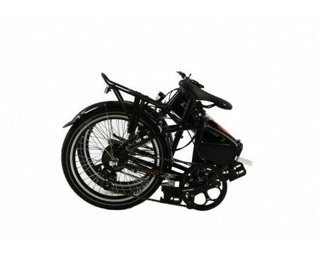 Medelo Plegable Mini. En muy pocos movimientos podrás plegar y desplegar tu bicicleta eléctrica