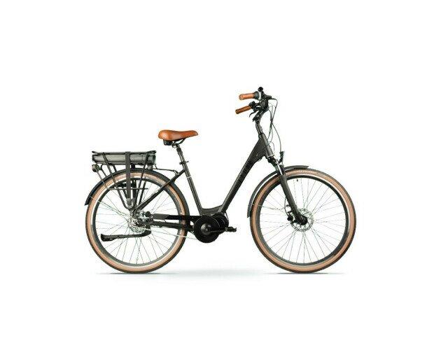 Bicicleta eléctrica ARROW LEONE. Máximo par motor 80 NM y batería marca LG