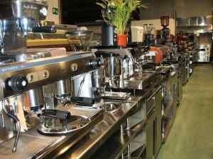 Cafeteras. La tecnología mas moderna.