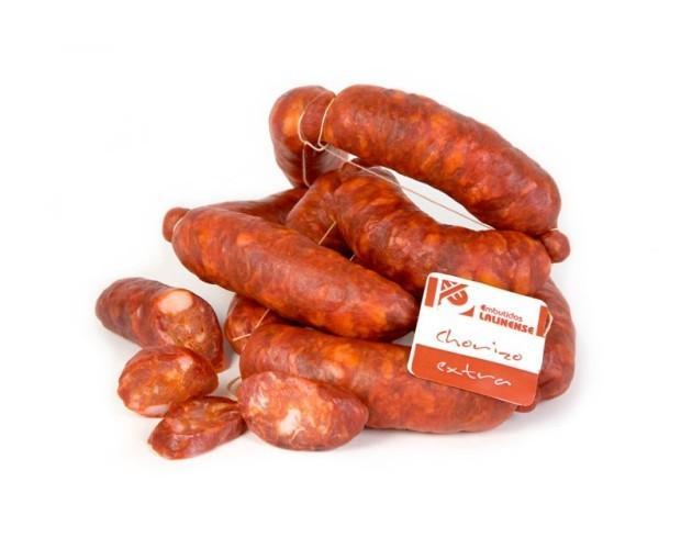 Chorizo. Chorizo extra lalinense