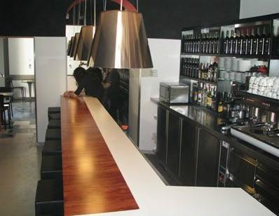Decoración para hostelería. Diseño de comedores, restaurantes
