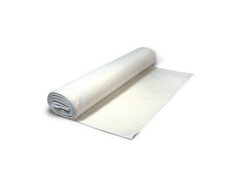 Bolsa de basura blanca. Medidas: 105 x 120