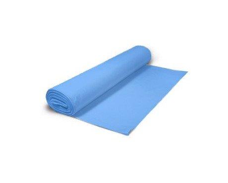 Bolsa de basura azul. En cajas de 1.250 bolsas y medidas 53 x 60