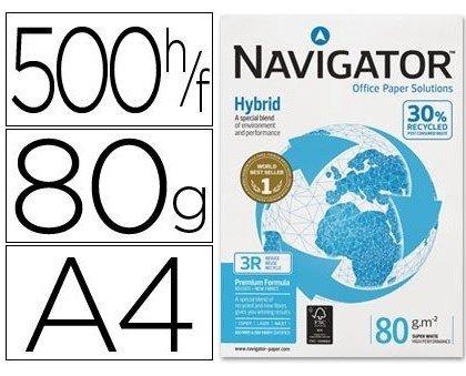 Papel Navigator Hybrid. Tamaño A4