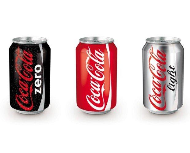 Coca-Cola. Toda la gama de Coca-Cola y en todos sus formatos