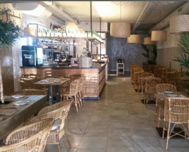 Decoración de bares. Proyecto Bar Restaurante Chitón, Sevilla