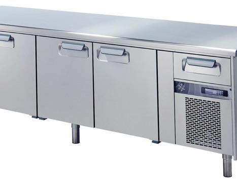 Mesa Refrigerada. Mesa Refrigerada para pasteleria