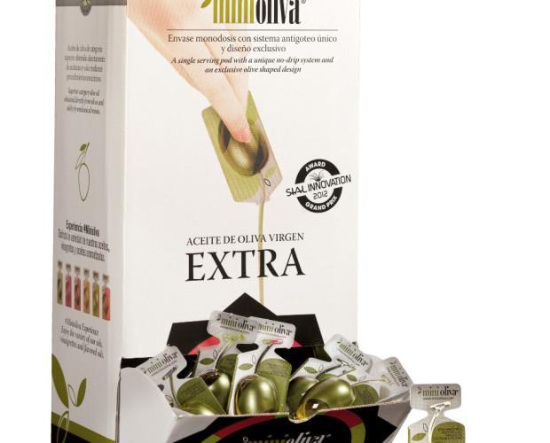 Dispensador de aceite de oliva