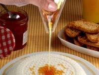 Sobre de miel y limón