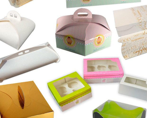 cajas par pasteleria