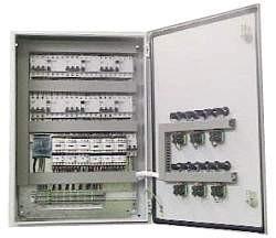 Cajas Eléctricas.De extracción forzada