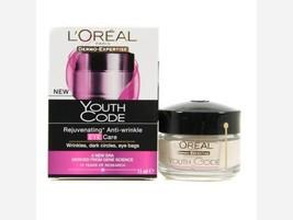 Youth Code Eye Cream